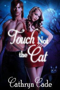 Touch Not the Cat Cover