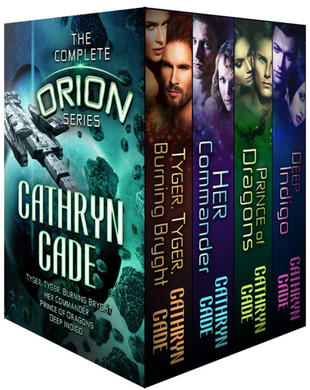 The Orion Series; the Complete Set