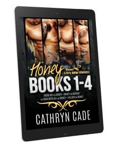 cover Box Set Honey Books 1-4 by Cathryn Cade